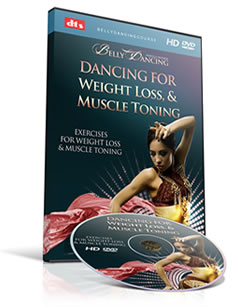belly dancing lose weight muscle toning