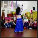 belly dancing classes near me